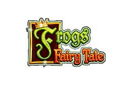 Novomatic Frogs Fairy Tale logo