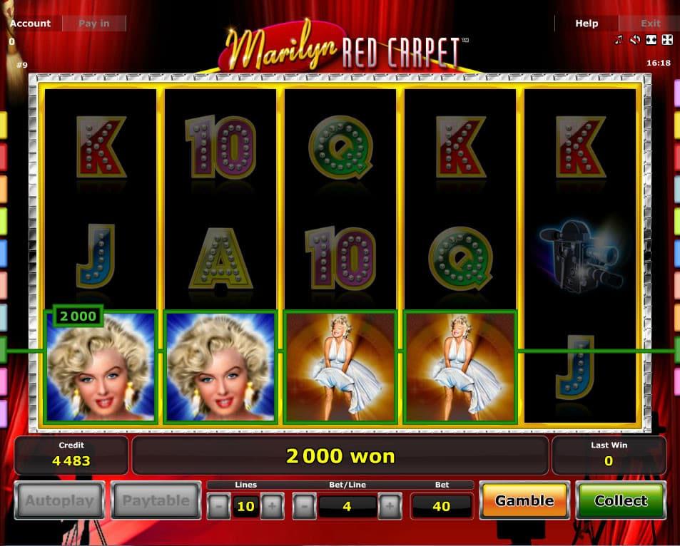 5 neue kostenlose Novomatic Spielautomaten ausprobieren