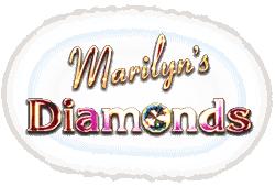 Novomatic Marilyn's Diamonds logo