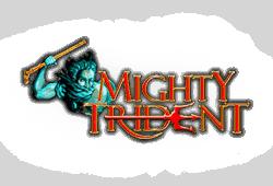 Novomatic Mighty Trident logo