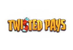 Novomatic Twisted Pays logo