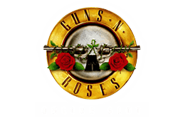 Net Entertainment Guns N' Roses logo