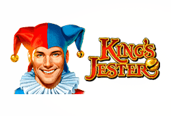 Novomatic King's Jester logo