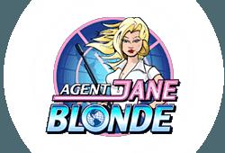 Agent Jane Blonde Slot gratis spielen