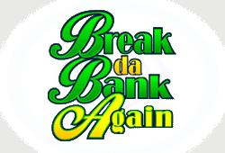 Microgaming Break Da Bank Again logo