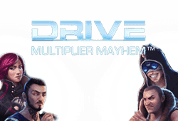 Net Entertainment Drive: Multiplier Mayhem logo