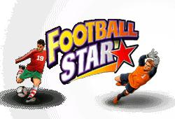Microgaming Football Star logo