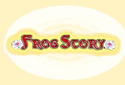 EGT Frog Story logo