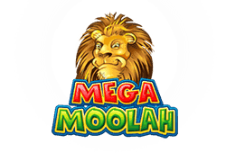 Microgaming Mega Moolah logo
