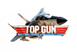 Playtech Top Gun logo