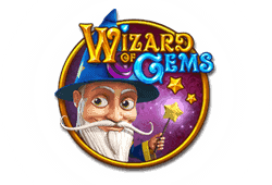 Play'n GO Wizard of Gems logo