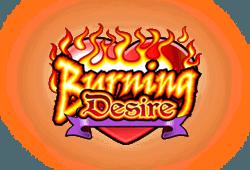 Microgaming Burning Desire logo