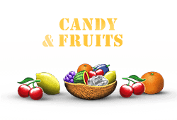Candy & Fruits Slot gratis spielen