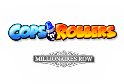 Novomatic Cops 'n Robbers Millionaires Row logo