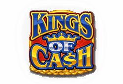 Microgaming Kings of Cash logo