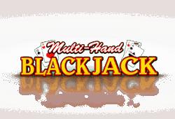 Multi-hand Blackjack gratis spielen