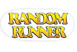 Novomatic Random Runner 15 logo