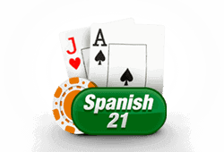 Spanish 21 Blackjack logo