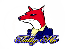 Microgaming Tally Ho logo