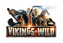 Yggdrasil Vikings Go Wild logo