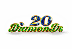 EGT 20 Diamonds logo