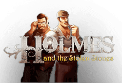 Yggdrasil Holmes and the Stolen Stones logo