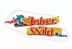 EGT Joker Wild logo