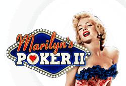 Novomatic Marilyn's Poker II logo