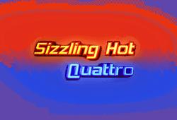 Novomatic Sizzling Hot Quattro logo