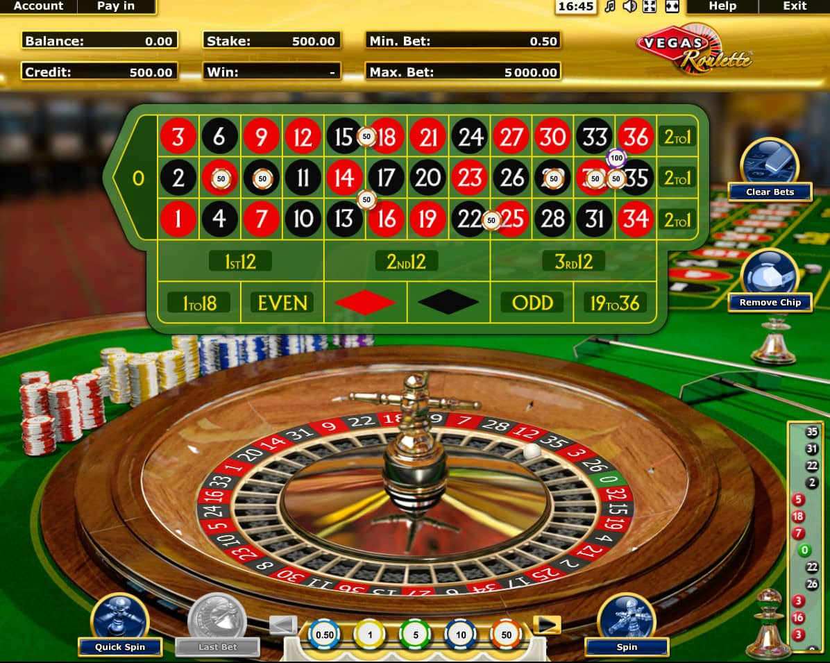 casino royale roulette strategy
