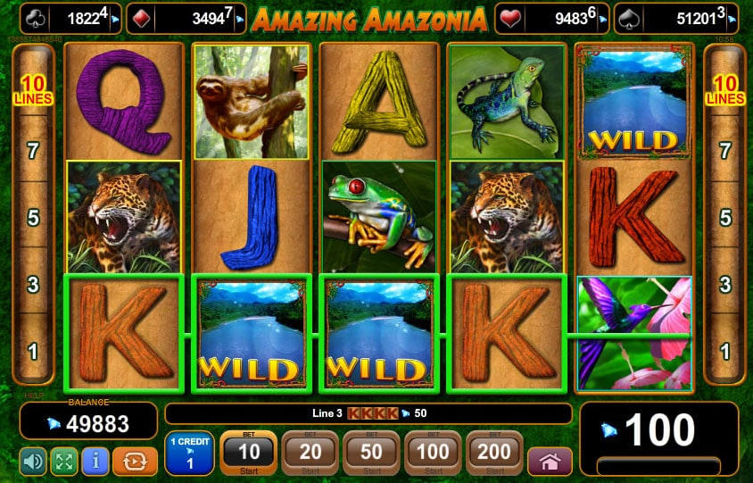 Jungle Spirit: Call of the Wild gratis spielen | Online-Slot.de