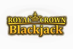 Royal Crown Blackjack logo