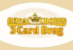 Royal Crown Three Card Brag logo