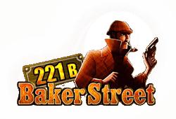 Merkur 221B Baker Street logo