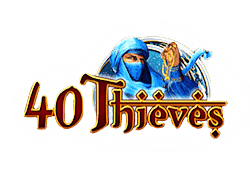 Bally 40 Thieves logo