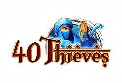 40 Thieves Slot gratis spielen