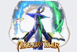 Betsoft Alkemor's Tower logo