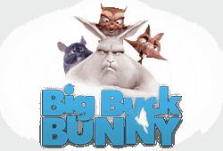 Merkur Big Buck Bunny logo