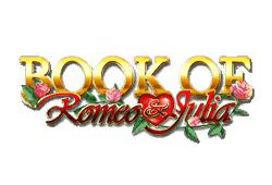 Gamomat - Book of Romeo and Julia slot logo