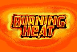 Merkur Burning Heat logo