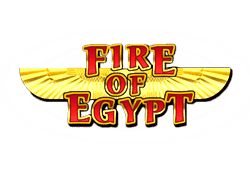Merkur Fire of Egypt logo