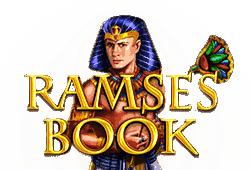 Gamomat - Ramses Book slot logo