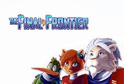 Merkur The Final Frontier logo
