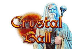Gamomat - Crystal Ball slot logo