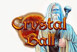 Gamomat Crystal Ball logo