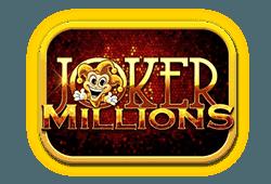 Yggdrasil Joker Millions logo