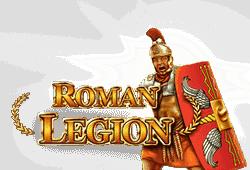 Gamomat - Roman Legion slot logo