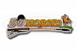 EGT 50 Horses logo