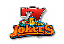 Novomatic 5 Line Jokers logo