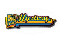 Novomatic 5 Line Mystery logo
